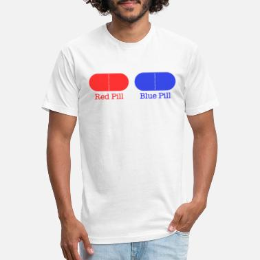 Ramseys Red Pill or Blue Pill - Unisex Poly Cotton T-Shirt