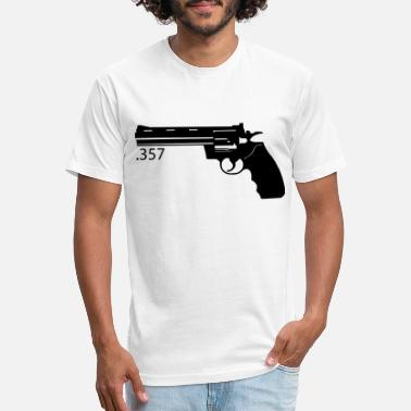 Colt magnum .357 - Unisex Poly Cotton T-Shirt