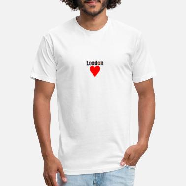 Cosmopolitan City I love London! Gift, cosmopolitan city, England - Unisex Poly Cotton T-Shirt