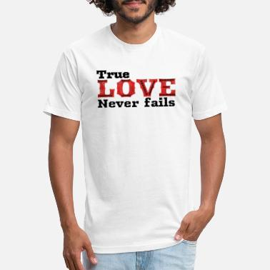 True Love True Love - Unisex Poly Cotton T-Shirt