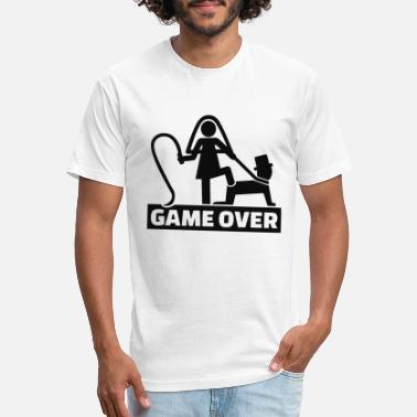 Game Over Game Over - Unisex Poly Cotton T-Shirt