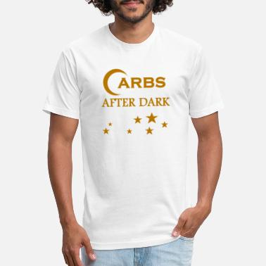 Carbs After Dark - Unisex Poly Cotton T-Shirt