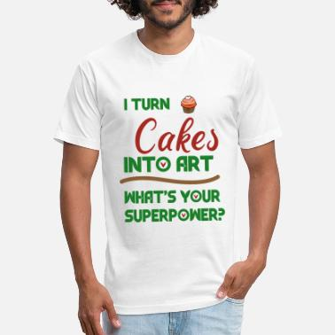 Culinary Arts Chef superpower - Unisex Poly Cotton T-Shirt