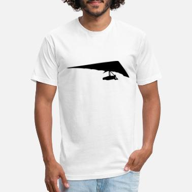 Hang Gliders Hang Glider - Unisex Poly Cotton T-Shirt