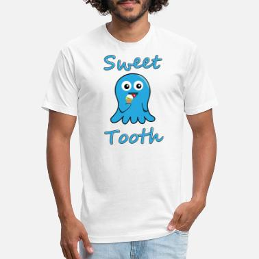 Sweet Tooth Sweet tooth - Unisex Poly Cotton T-Shirt