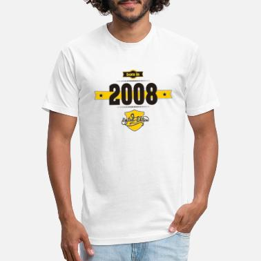 2008 Born in 2008 - Unisex Poly Cotton T-Shirt