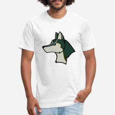Wolf Link - Unisex Poly Cotton T-Shirt