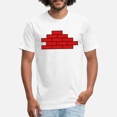 Walle Wall - Unisex Poly Cotton T-Shirt