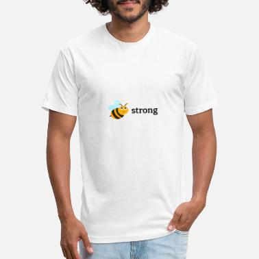 Be Strong Be Essential T-Shirt - Unisex Poly Cotton T-Shirt