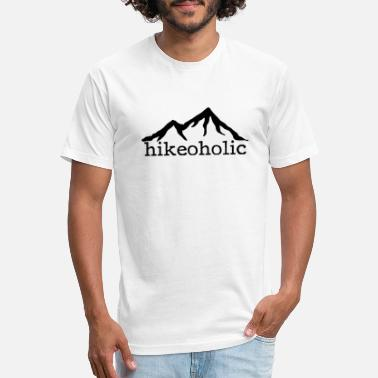 hikeaholic - Unisex Poly Cotton T-Shirt
