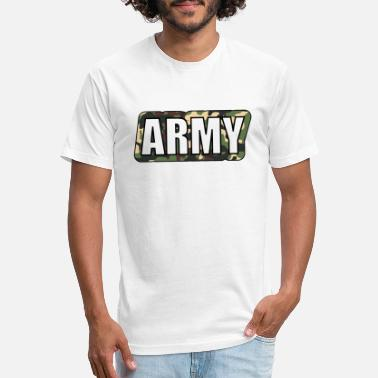 Army Reserve Army - Unisex Poly Cotton T-Shirt