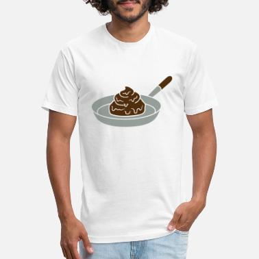 Disgusting disgusting shit crotch disgusting cook barbecue fo - Unisex Poly Cotton T-Shirt