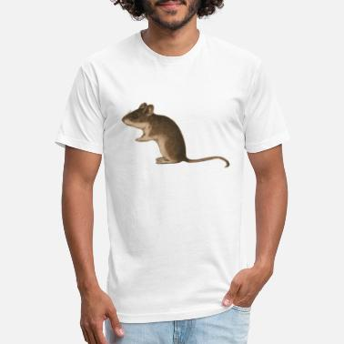 Little Mouse Little Mouse - Unisex Poly Cotton T-Shirt