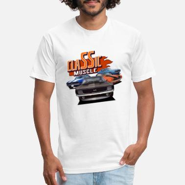 Camaro classic muscle camaro - Unisex Poly Cotton T-Shirt