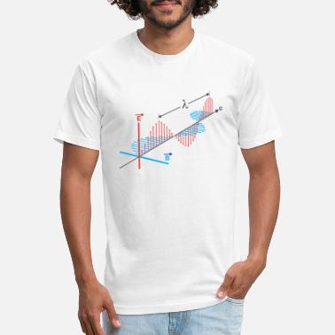 Electromagnetic Electromagnetic waves physics - Unisex Poly Cotton T-Shirt
