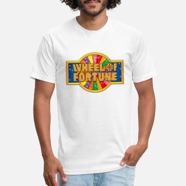 Fortune Wheel Of Fortune - Unisex Poly Cotton T-Shirt