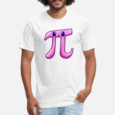 Cutie Pie Cutie Pi Day - Unisex Poly Cotton T-Shirt