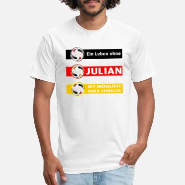 Julián Julian - Unisex Poly Cotton T-Shirt
