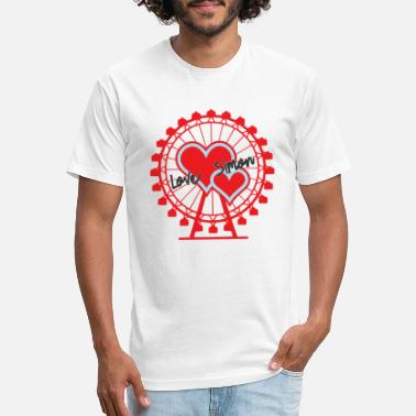 Simon Love Simon - Unisex Poly Cotton T-Shirt