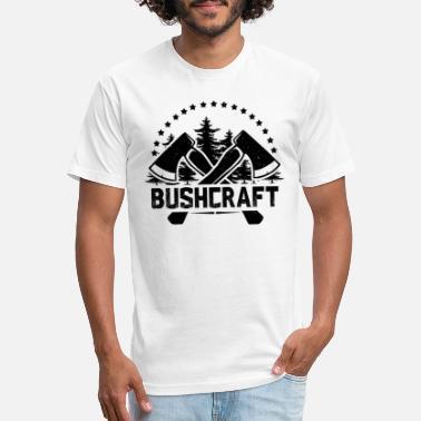 Survival Natur Apocalypse Outback Outdoor Deutschland Fun Organic T-Shirt Herren