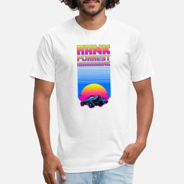 Rank forrest raaaaaaaank! - Unisex Poly Cotton T-Shirt