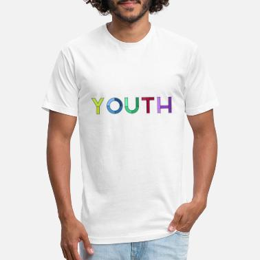 Youthful Youth - Unisex Poly Cotton T-Shirt
