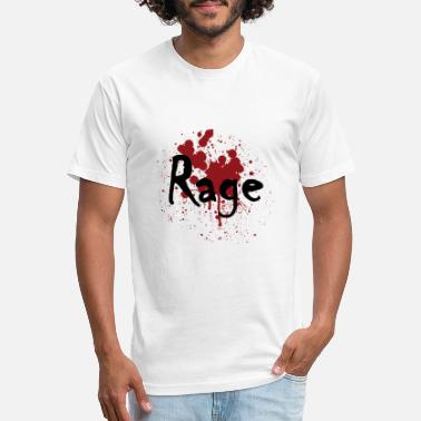 Rage Comics RAGE - Unisex Poly Cotton T-Shirt