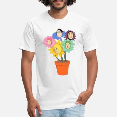 Filthy Filthy Frank Show Flowers - Unisex Poly Cotton T-Shirt