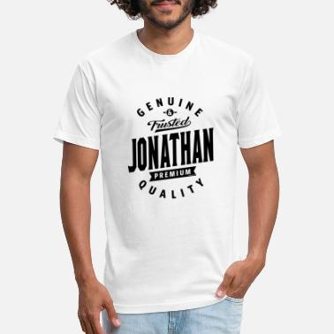 Jonathan Genuine & Trusted Jonathan - Unisex Poly Cotton T-Shirt