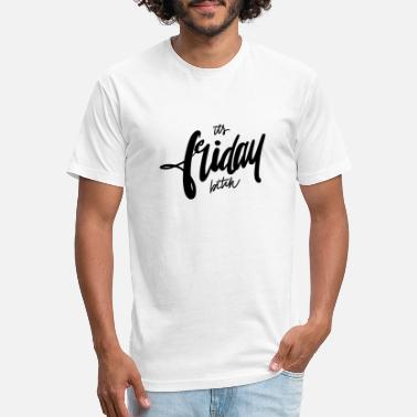 Weekend Bitches its friday bitch 01 - Unisex Poly Cotton T-Shirt