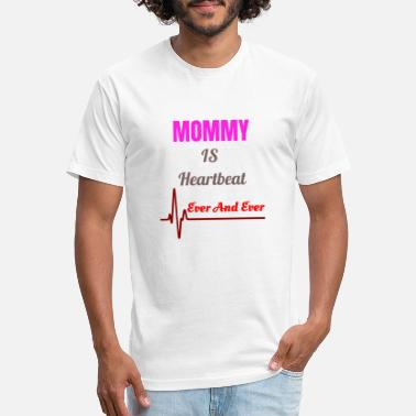 Cozy MOMMY - Unisex Poly Cotton T-Shirt