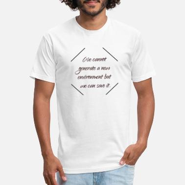 Enviromental We cannot generate a new environment - Unisex Poly Cotton T-Shirt