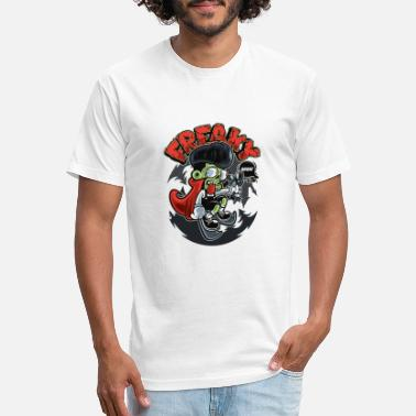 Freaky Freaky - Unisex Poly Cotton T-Shirt