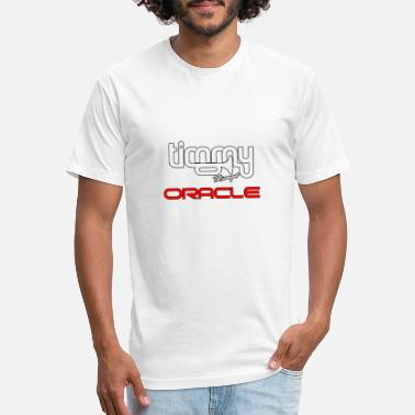 Oracle Timmy Trumpet - Oracle III - Unisex Poly Cotton T-Shirt