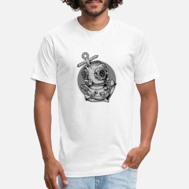 Deep Sea Deep Sea - Unisex Poly Cotton T-Shirt