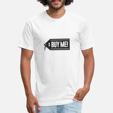 Price Tag price tag - Unisex Poly Cotton T-Shirt