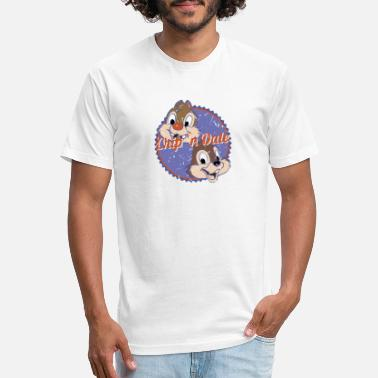 Chip Chip'n Dale - Unisex Poly Cotton T-Shirt