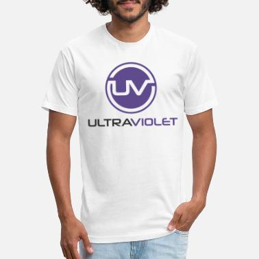 Uv Ultra Violet - Unisex Poly Cotton T-Shirt