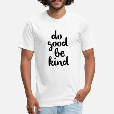 Inspiration Be Kind - Unisex Poly Cotton T-Shirt