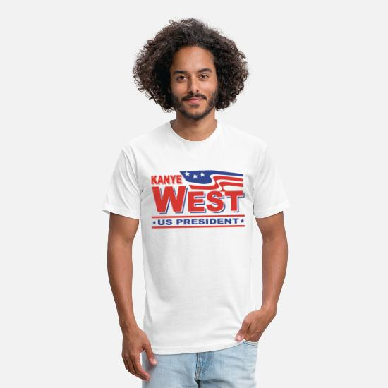 Movie T-Shirts - West - Unisex Poly Cotton T-Shirt white