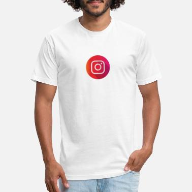 Instagram Instagram T-Shirt - Unisex Poly Cotton T-Shirt
