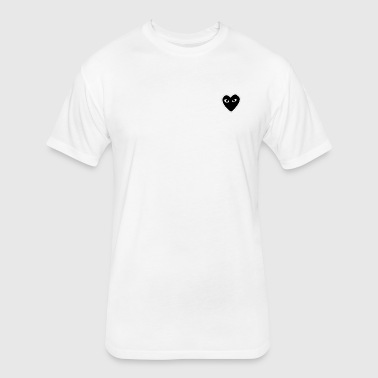WGD x CDG - Fitted Cotton/Poly T-Shirt by Next Level