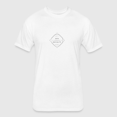 DESIGNERPLUGGVILLE - Fitted Cotton/Poly T-Shirt by Next Level