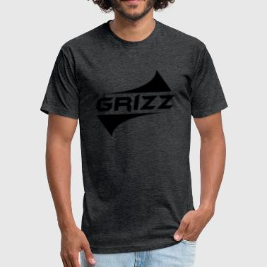 Grizz Clan Ramp Logo Mug - Fitted Cotton/Poly T-Shirt by Next Level