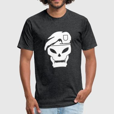 Call of duty - Fitted Cotton/Poly T-Shirt by Next Level