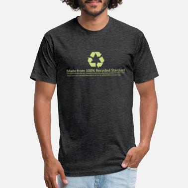 Stardust Recycled Stardust - Unisex Poly Cotton T-Shirt