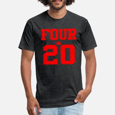 Wake And Bake 4:20 4/20 420 April Funny Weed Ganja Dope Cannabis - Unisex Poly Cotton T-Shirt