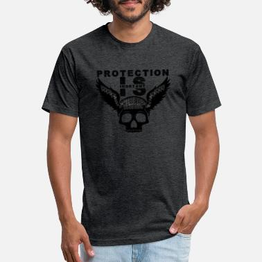 To Protect Protection - Unisex Poly Cotton T-Shirt