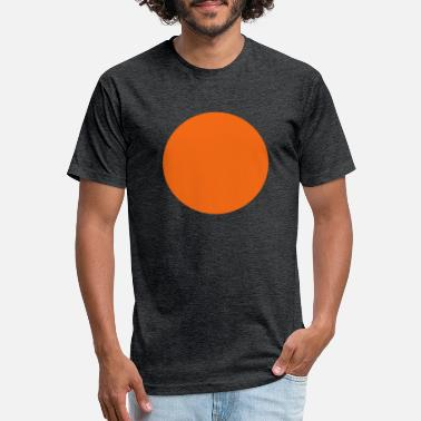 Circle circle - Unisex Poly Cotton T-Shirt
