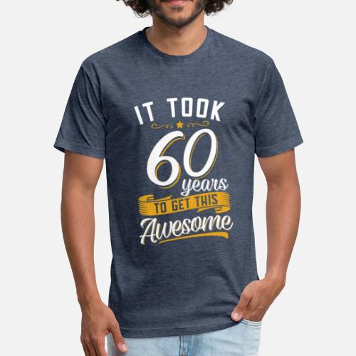 Awesome 60th Birthday Tshirt And Gift By Spreadshirt